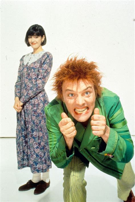 rik mayall phoebe cates drop dead fred  movies