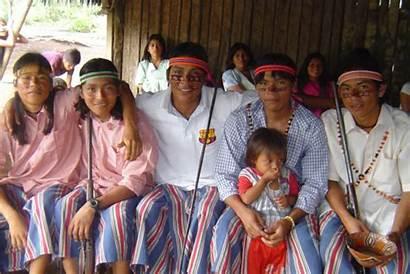 Achuar Indigenous Community Ecuador Ancient Pachamama Ecuadorian