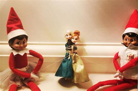Clever Things To Do With Your Elf On The Shelf