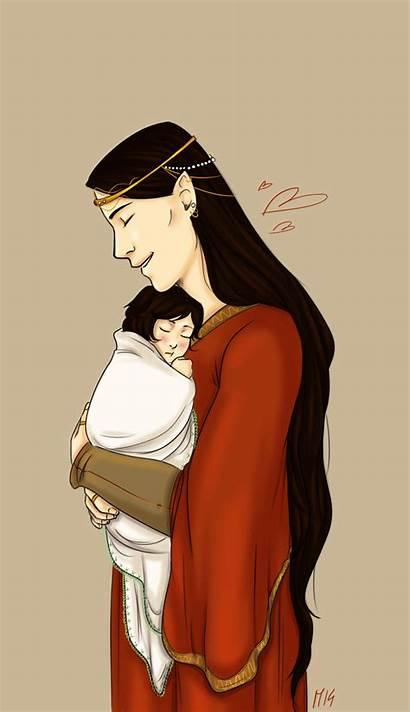 Silmarillion Feanor Deviantart Fan Finwe Father Hobbit