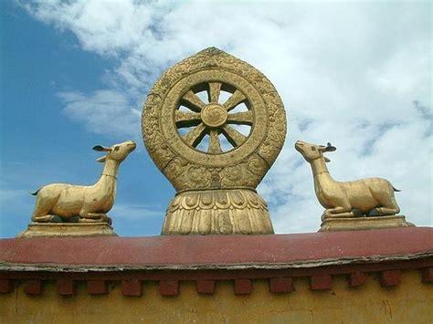 dharma wheel photo