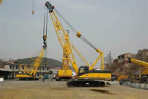 Part And Function Of Mobile Crawler Crane