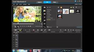 Corel Videostudio Pro X7 : tutoriales corel video studio pro x7 en espa ol youtube ~ Udekor.club Haus und Dekorationen