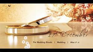 Wedding invitation video video invitation classy for Wedding invitation free online for whatsapp