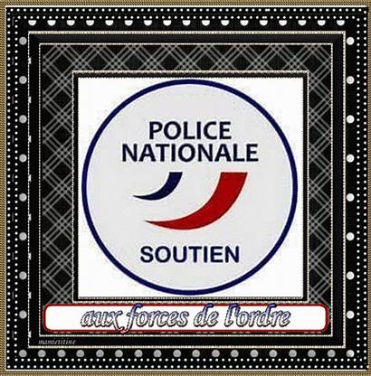 Ordre Forces Soutien Aux Mamietitine Nos Police