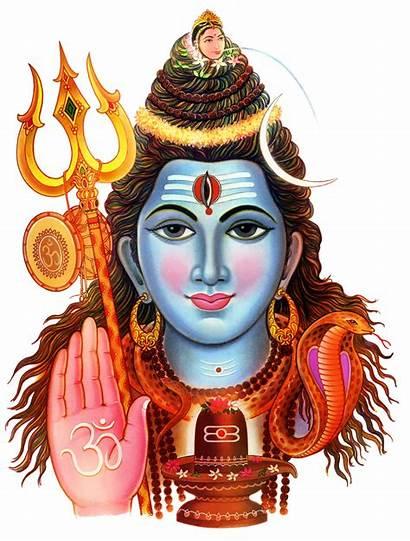 Shiva God Lord Hindu Shiv Transparent Om