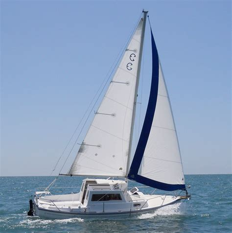 Types Of Pilot House Boats by Research 2012 Pac Yachts Cp 23 Pilothouse On