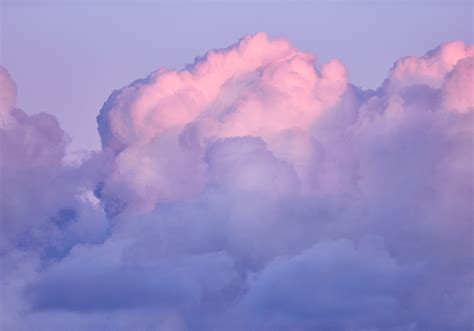 Pink Clouds 1 Photographic Print