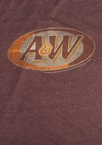 A W Logo Men 39 S T Shirt