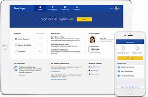 best tools to use in creating an electronic signature With sign documents fast