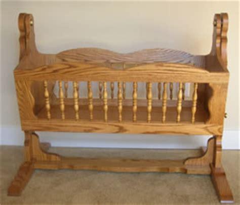 wood plans baby cradle  woodworking