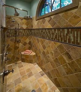 6, Bathroom, Shower, Tile, Ideas