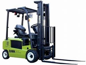 Clark E357 Forklift Service Repair Workshop Manual