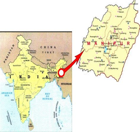 Manipur Has Launched 'Make In Manipur' and GIS Mapping for ...