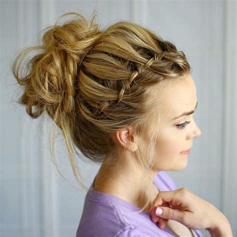Hairstyles For Medium Hair For by 35 Wedding Updos For Medium Hair Wedding