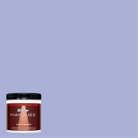 behr marquee 8 oz mq4 30 lavender wash interior exterior paint sle mq30016 the home depot