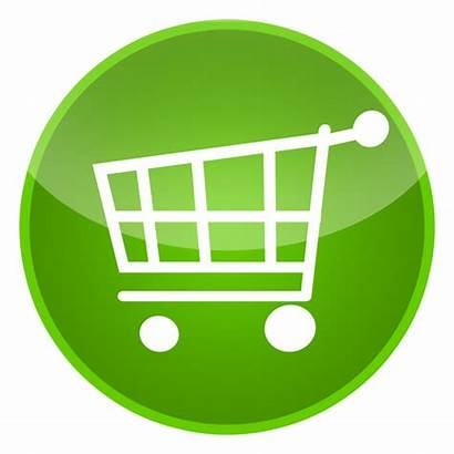 Clipart Commerce Shopping Spend Grocery Clip Cart