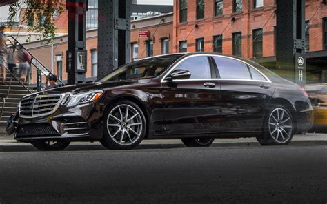 Mercedes S Class Wallpapers by 2018 Mercedes S Class Amg Styling Us