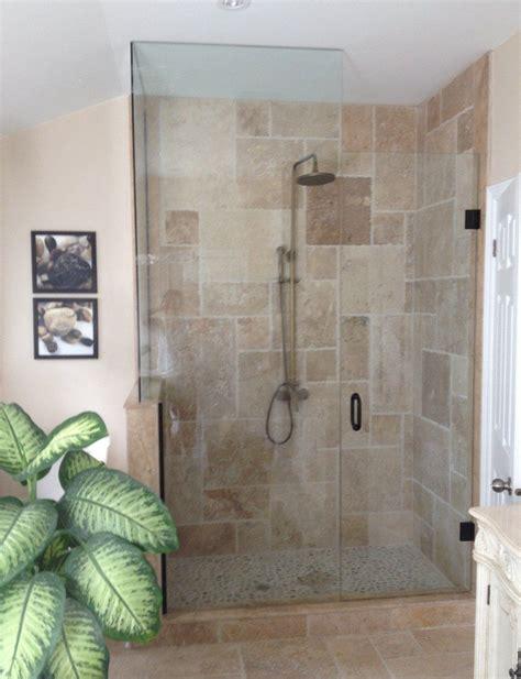 lowes glass walk  shower designs bathroom shower