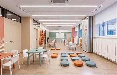 Archdaily Studio Cafe Hello Children Svoya Center