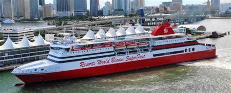 Bimini Bahamas Promotions - 1 Day Bahamas Cruise