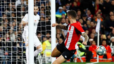 Real Madrid 0-0 Athletic: Palo para el Real Madrid antes ...