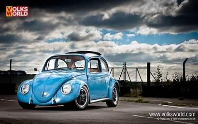 Vw Beetle Volkswagen Cal Desktop Wallpapers 1965