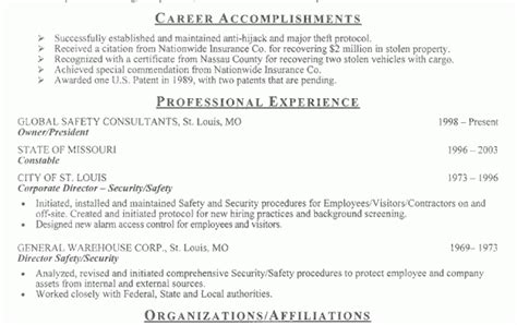 casino security officer resume security guards companies