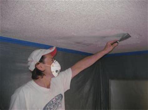 la jolla popcorn removal   fix  ceilings