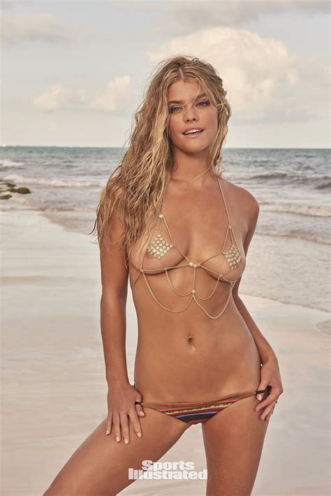 Nina Agdal Heads To Zanzibar For Sports Illustrated Swimsuit Issue My Face Hunter