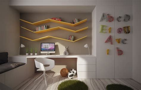 12 Kids Bedrooms With Cool Built Ins