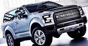 2017 Ford Bronco svt Raptor Concept | ICARS REVIEWS