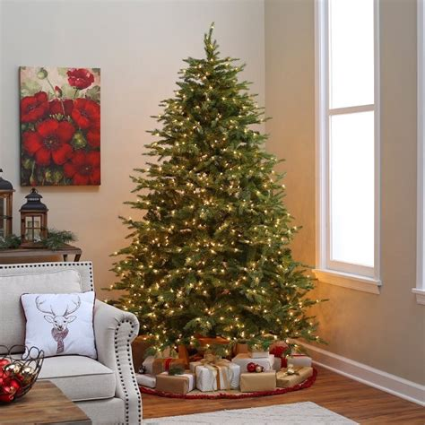 top of tree wont light on led tree top 7 feel real trees 2018 absolute