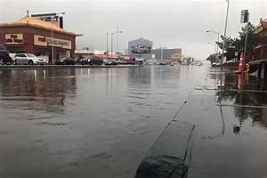 Rain brings flooding throughout Las Vegas Valley — VIDEO ...