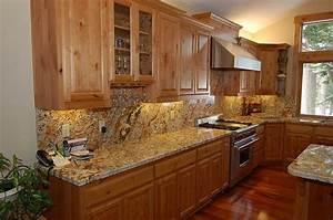 Kitchen Trends Knotty Alder Kitchen Cabinets