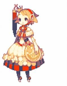 anime pixel art pixel gaiaonline chemicaldreaming •