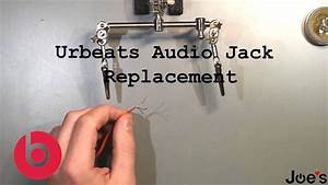 How To Replace Beats By Dre Urbeats Earbuds Audio 3 5mm 4