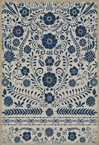 four brand vintage vinyl floor cloths now available pura patterned vinyl flooring in vinyl