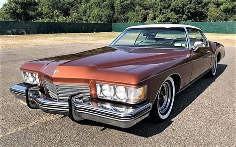 1973 Buick Riviera Boattail by Bold Boattail 1973 Buick Riviera In Low Mileage Preserved