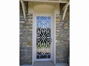 porte d39entree pvc vitree dans le val d39oise par tryba With prix porte entree tryba