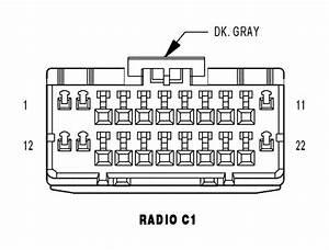 Chrysler 300c Audio Wiring Diagram
