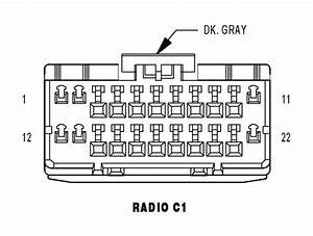 2003 Chrysler 300m Radio Wiring Diagram 24449 Getacd Es