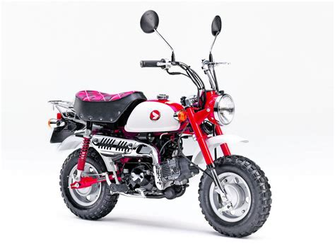 Honda Monkey Image by Special Edition Honda Monkey Bike Not Coming To The Uk Mcn