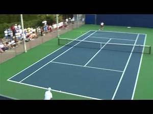 02 28 09 Stanford Vs UCLA men's tennis singles 16 of 21 ...