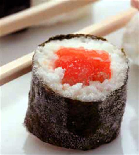tekka maki the nibble different types of sushi