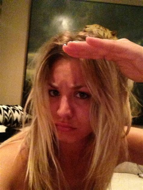 Kaley Cuoco New Leaked Naked Pictures Appear In Second