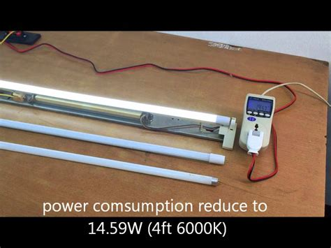 compatible ballast t5 led light no wiring