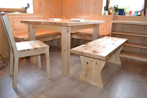 Eckbänke Im Landhausstil by Holz Sigi Esszimmer
