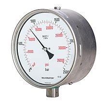pressure measurement wikipedia