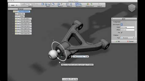 Autodesk Inventor For Mac by Autodesk Inventor Fusion For Mac Assemble